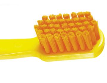 5460 razões para usar escovas macias