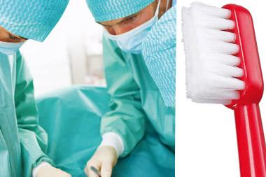 CS Surgical - Special Care: a escova dental pós-cirúrgica