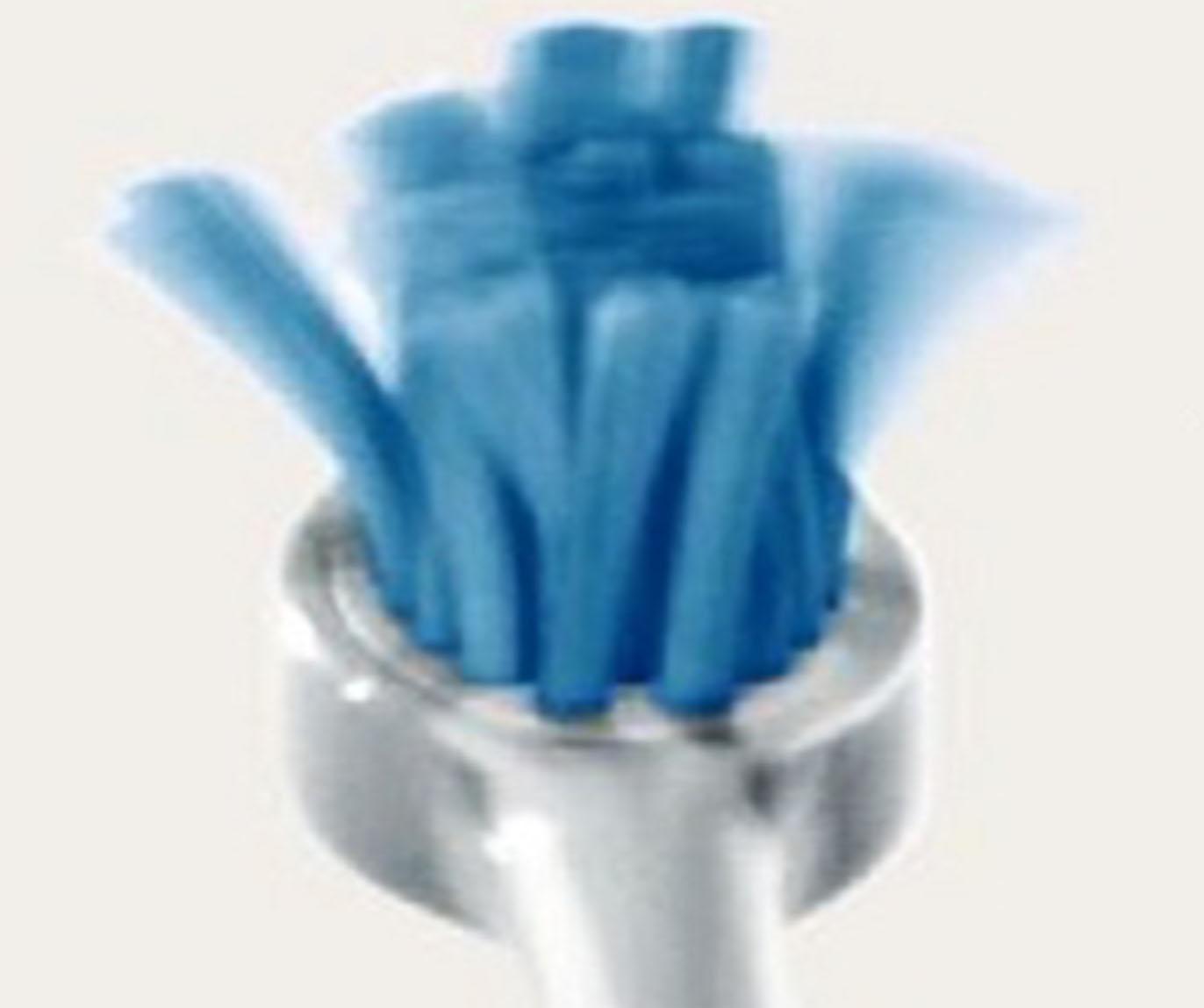 Cerdas de CUREN®: suaves e altamente efetivas na higiene oral
